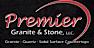Uptown Exchange's Competitor - Premier Granite & Stone logo
