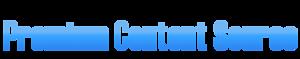 Premium Content Source's Company logo
