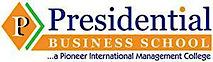 Presidential Business School's Company logo