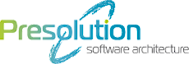 Presolution's Company logo