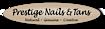 Lisle Nails's Competitor - Prestige Nails & Tans logo