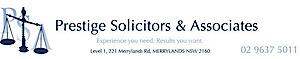 Prestige Solicitors & Associates's Company logo