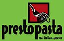 Presto Pasta's Company logo