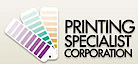 Printing Specialist's Company logo
