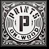 Prints On Wood's Company logo