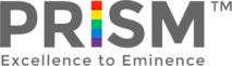 Prism World 's Company logo