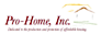 Equityreleasemortgages's Competitor - Pro-home logo
