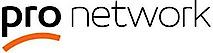 Pro Network's Company logo