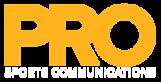 Pro Sports Communications's Company logo