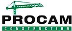 Procam Construction's Company logo