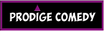 Prodige Comedy's Company logo