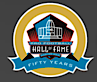 Professional Football Hall of Fame's Company logo