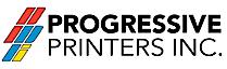 Progressive Printers's Company logo