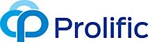 Prolific's Company logo