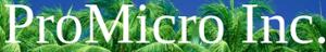 Promicro's Company logo