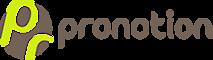 Pronotion's Company logo
