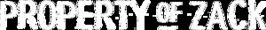 Propertyofzack's Company logo
