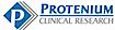 Protenium Clinical Research Logo