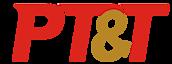 PT&T's Company logo