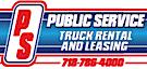 Public Service Truck's Company logo