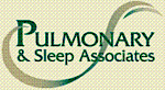 Pulmonary & Sleep's Company logo