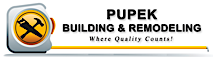 Pupek Building And Remodeling's Company logo