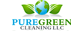 Pure Green Cleaning's Company logo