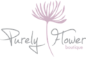 Purely Flower Boutique's Company logo