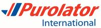 Purolator International's Company logo
