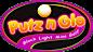 Putz N Glo Family Fun Attraction In The Black Hills, South Dakota Logo