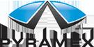 Pyramex's Company logo
