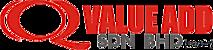 Q-value Add's Company logo