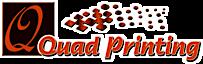 Quad Printing's Company logo