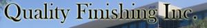 Quality Finishing's Company logo