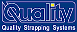 Quality Strapping's Company logo