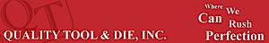 Quality Tool & Die's Company logo