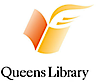 Queens Library's Company logo