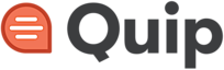 Quip's Company logo