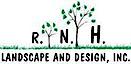 R. N. H. Landscape and Design's Company logo
