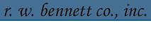 R. W. Bennett's Company logo