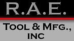 R.A.E. Tool and Mfg's Company logo