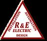 R&E Electric's Company logo