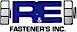 Alltec's Competitor - R&E Fasteners logo