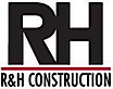 R&h Construction's Company logo