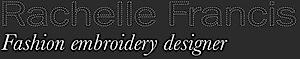 Rachelle Francis Embroidery's Company logo