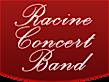 Racine Concert Band's Company logo
