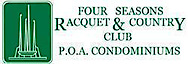 Racquet and Country Club's Company logo