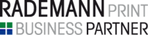 Rademann Print + Business Partner's Company logo