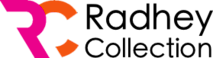 Radhey Collection's Company logo