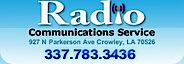 Radio Communications Service's Company logo